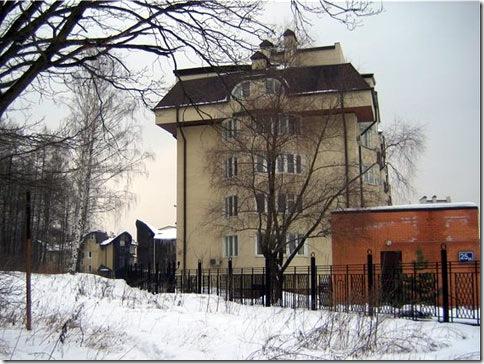 дом в поселке Речник