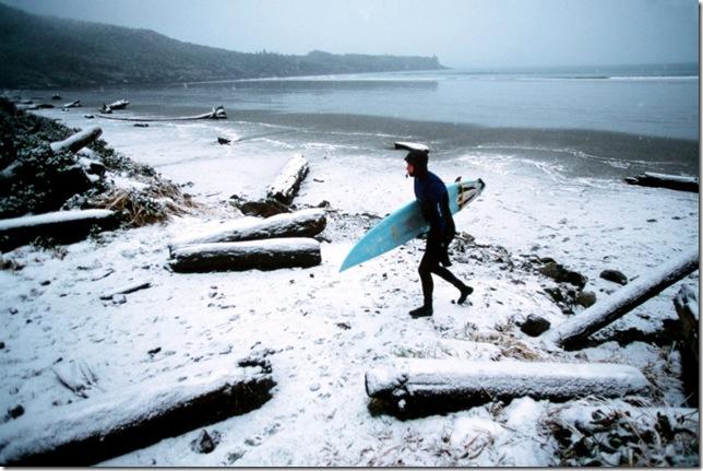 русский серфингист