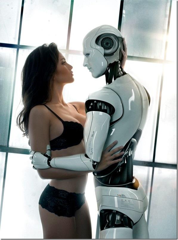 робот любовник для секса