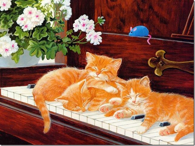 cats-piano