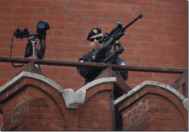 кремлевский снайпер