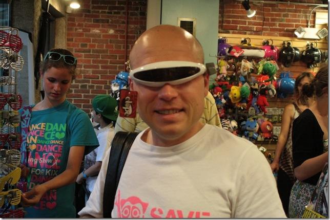 циклоп в очках